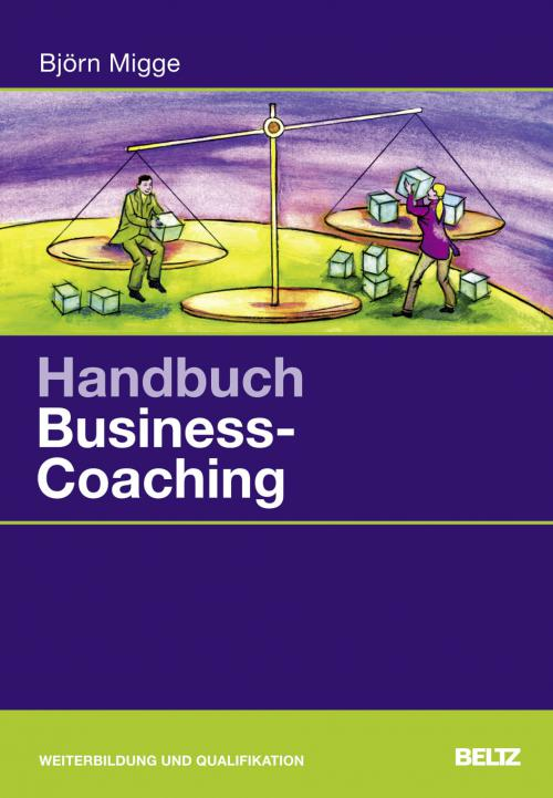 Handbuch Business-Coaching cover