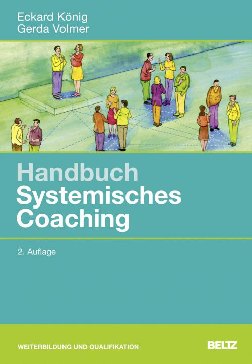 Handbuch Systemisches Coaching cover