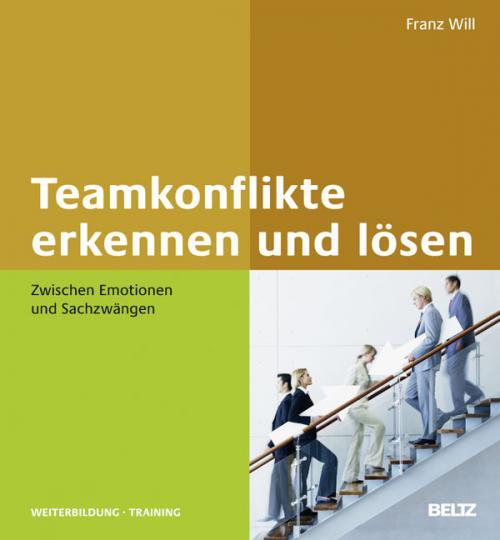 Teamkonflikte erkennen und lösen cover