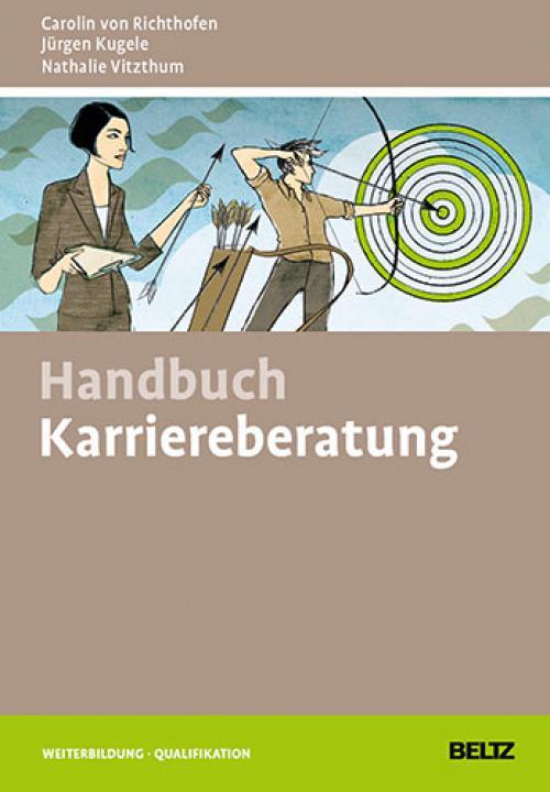 Handbuch Karriereberatung cover