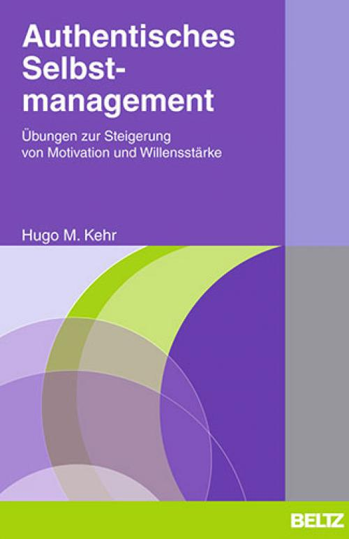 Authentisches Selbstmanagement cover
