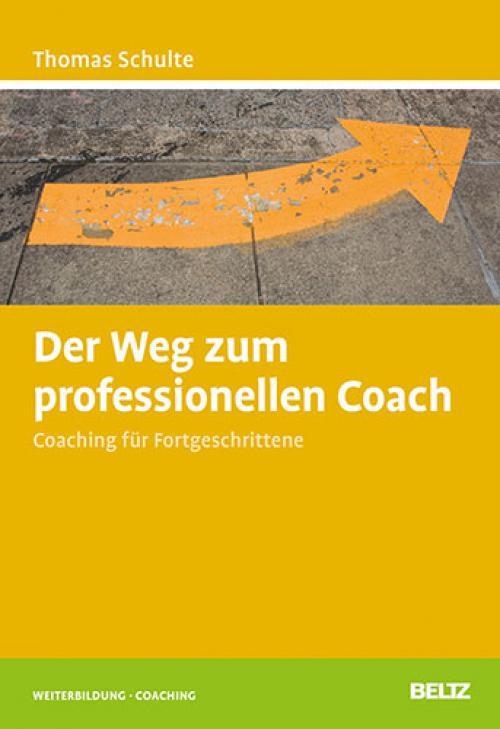 Der Weg zum professionellen Coach cover