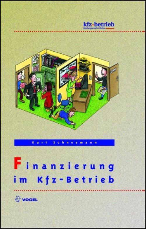 Finanzierung im Kfz-Betrieb cover