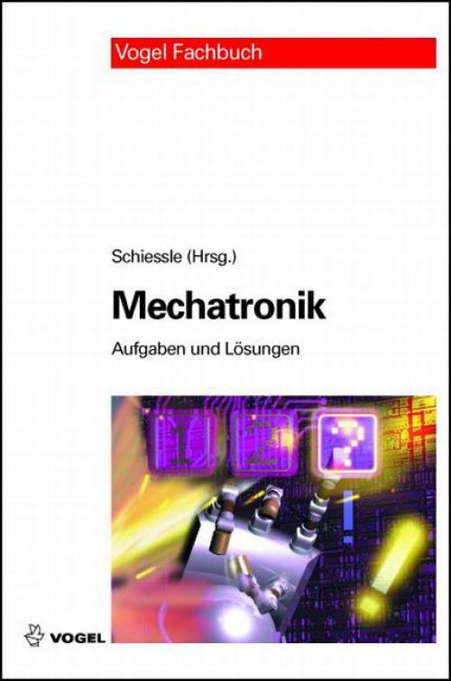 Mechatronik, Aufgaben und Lösungen cover