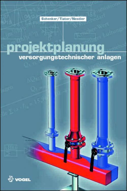 Projektplanung versorgungstechnischer Anlagen cover