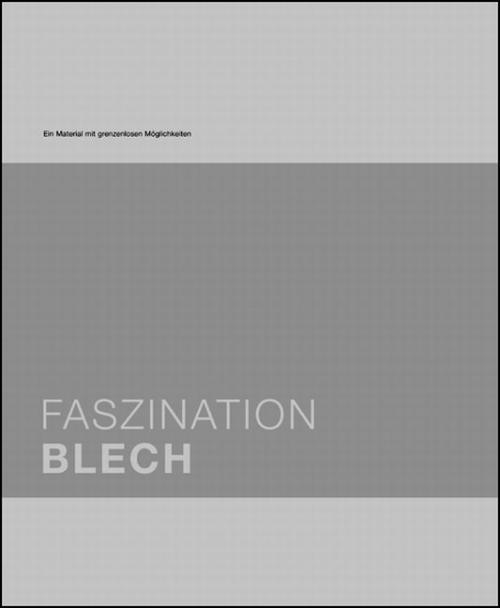 Faszination Blech cover