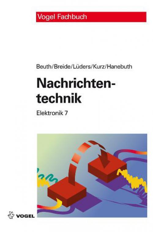 Nachrichtentechnik, Elektronik 7 cover