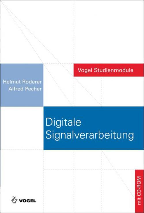 Digitale Signalverarbeitung cover