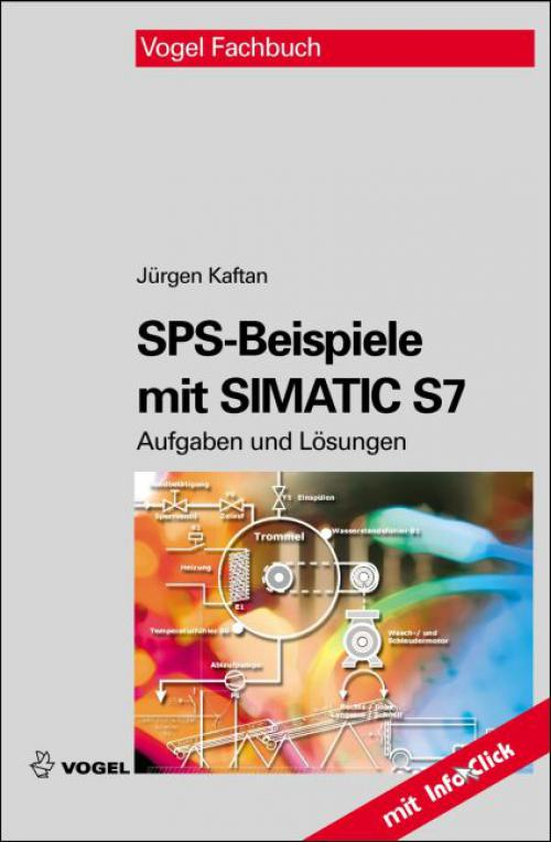 SPS-Beispiele mit SIMATIC S7 cover