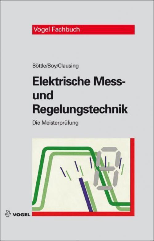 Elektrische Mess- und Regelungstechnik cover