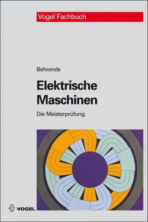 Elektrische Maschinen cover