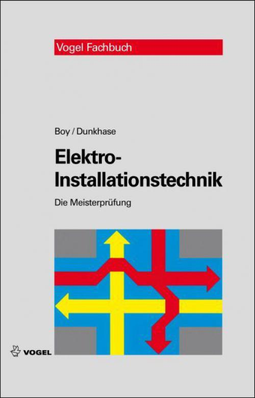 Elektro-Installationstechnik cover