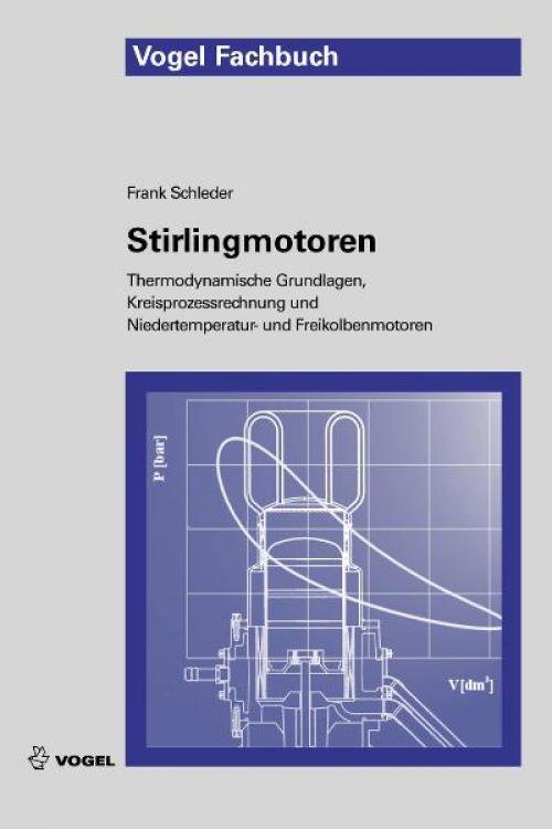 Stirlingmotoren cover