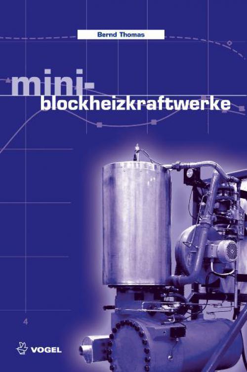 Mini-Blockheizkraftwerke cover