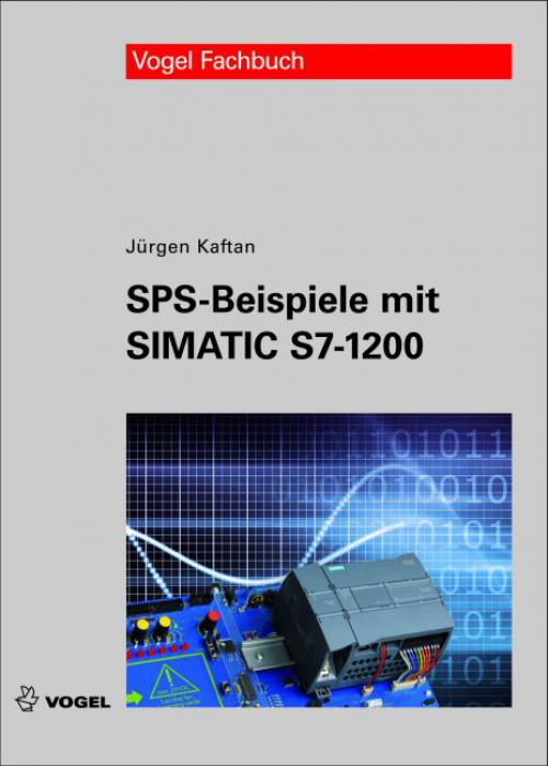 SPS-Beispiele mit SIMATIC S7-1200 cover
