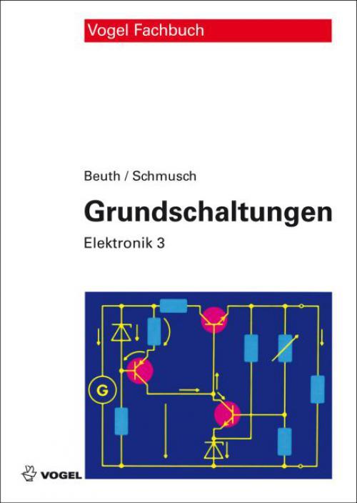 Grundschaltungen, Elektronik 3 cover