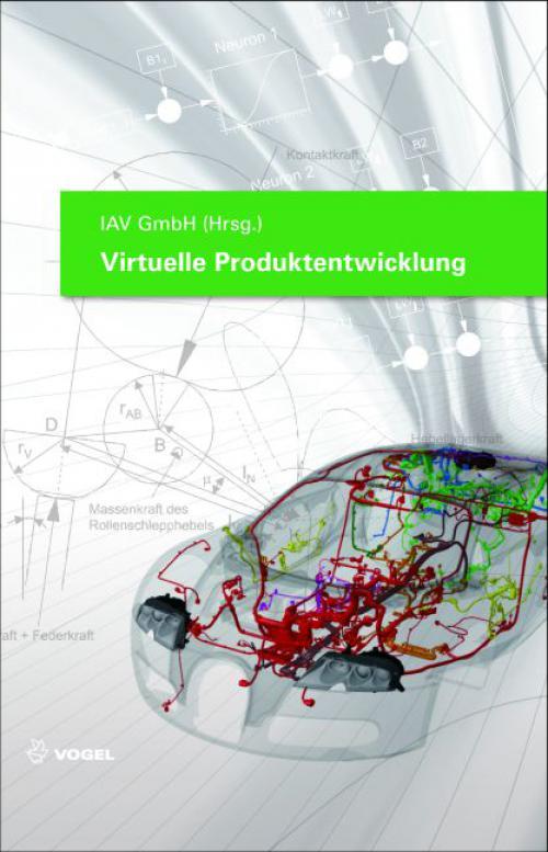 Virtuelle Produktentwicklung cover