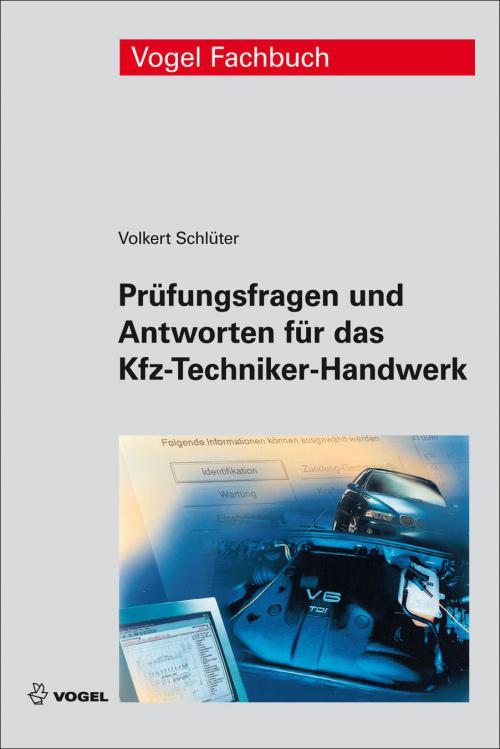 Prüfungsfragen und Antworten für das Kfz-Techniker-Handwerk cover