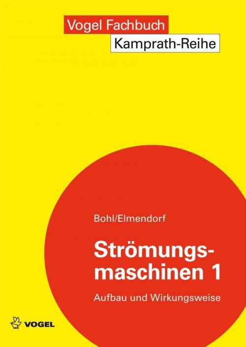 Strömungsmaschinen 1 cover