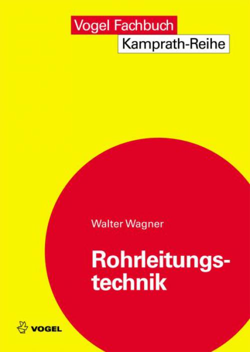 Rohrleitungstechnik cover