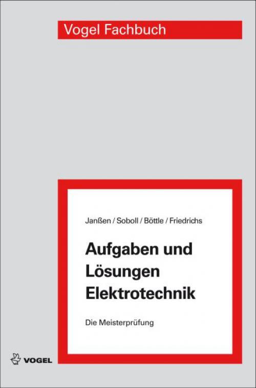 Aufgaben und Lösungen Elektrotechnik cover