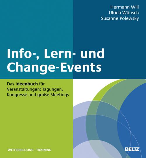 Info-, Lern- und Change-Events cover