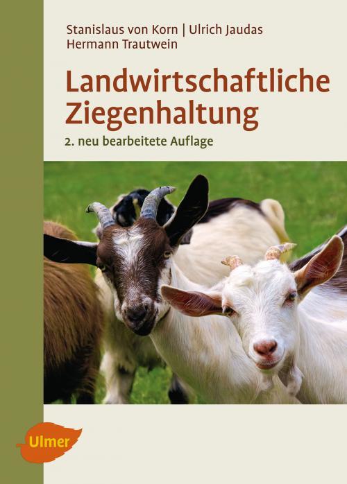 Landwirtschaftliche Ziegenhaltung cover
