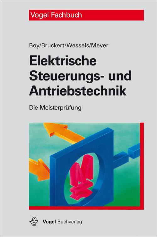 Elektrische Steuerungs- und Antriebstechnik cover