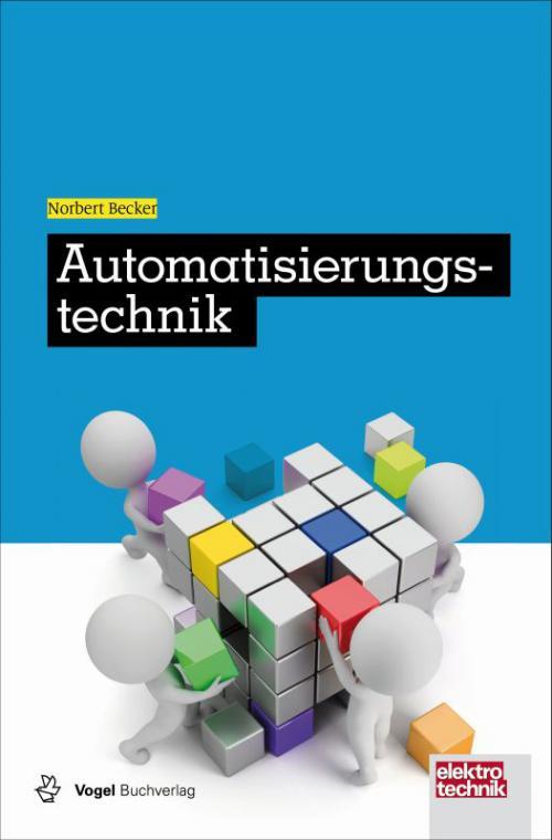 Automatisierungstechnik cover