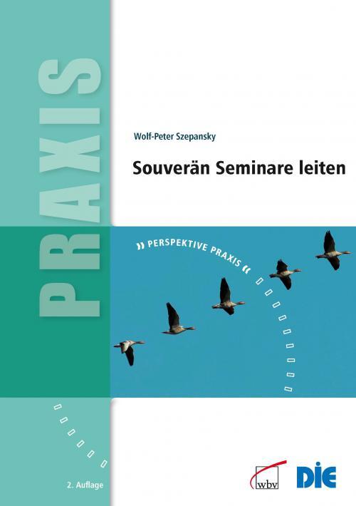 Souverän Seminare leiten cover