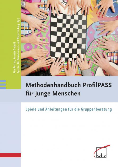 Methodenhandbuch ProfilPASS für junge Menschen cover
