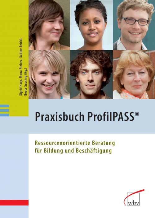 Praxisbuch ProfilPASS cover