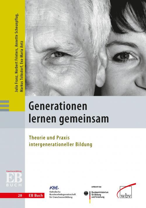 Generationen lernen gemeinsam cover