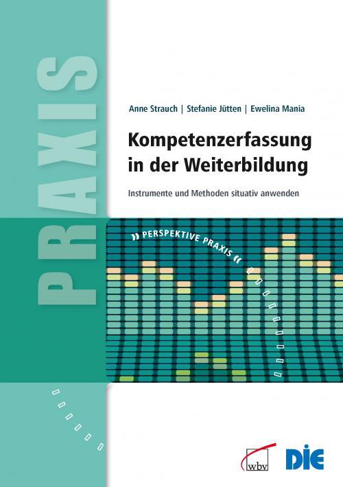 Kompetenzerfassung in der Weiterbildung cover