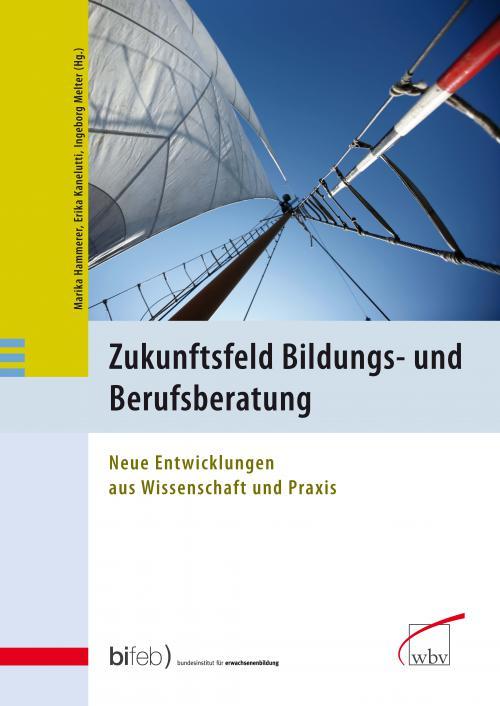 Zukunftsfeld Bildungs- und Berufsberatung cover