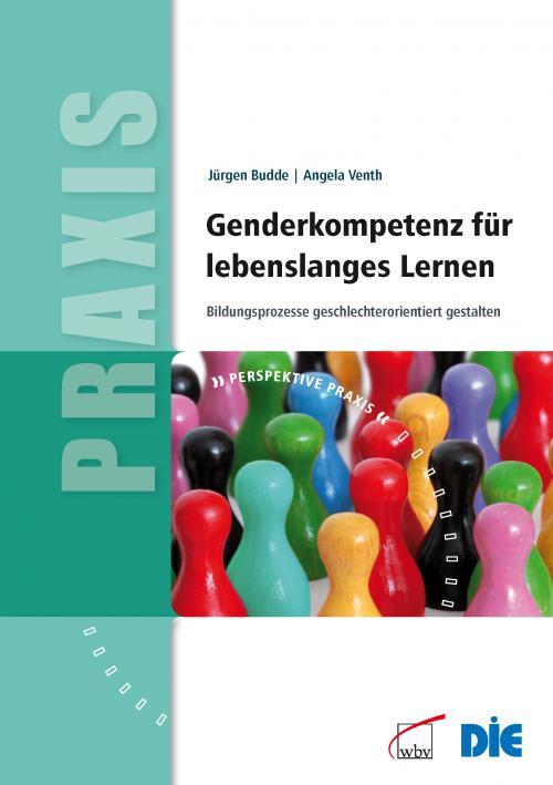 Genderkompetenz für lebenslanges Lernen cover
