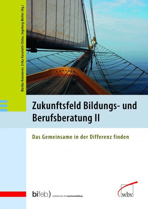 Zukunftsfeld Bildungs- und Berufsberatung II cover