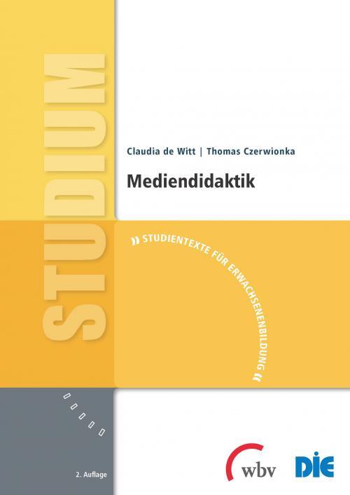 Mediendidaktik cover
