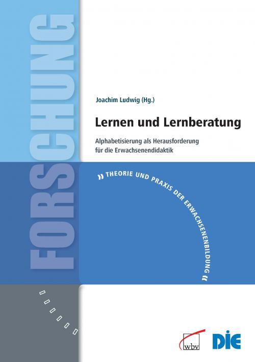 Lernen und Lernberatung cover
