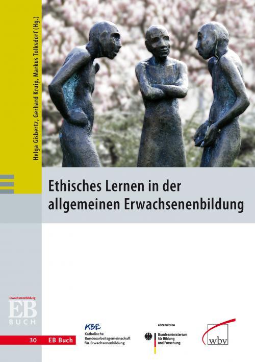 Ethisches Lernen in der allgemeinen Erwachsenenbildung cover