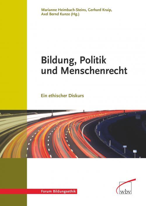 Bildung, Politik und Menschenrecht cover