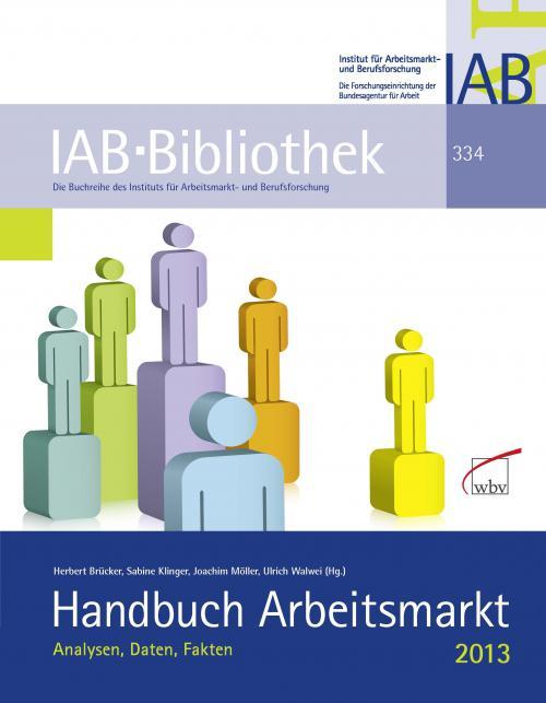 Handbuch Arbeitsmarkt 2013 cover