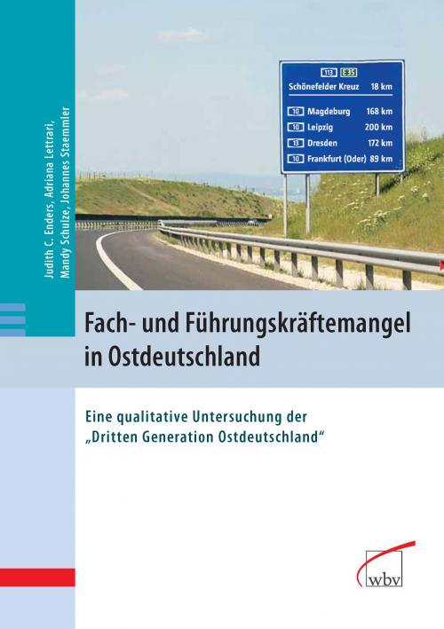 Fach- und Führungskräftemangel in Ostdeutschland cover