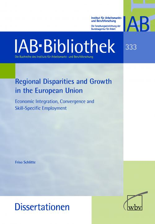 Regional Disparities and Growth in the European Union cover