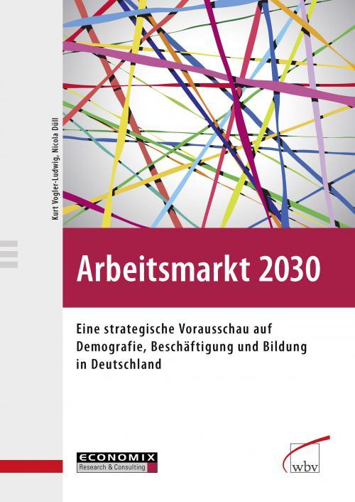 Arbeitsmarkt 2030 cover