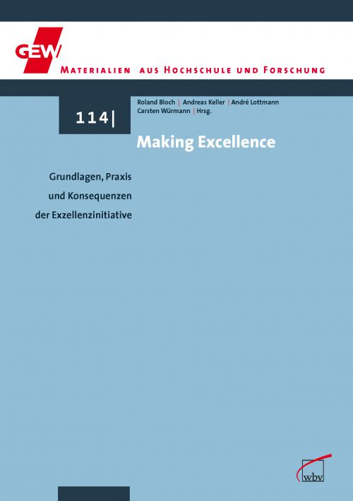 Making Excellence cover