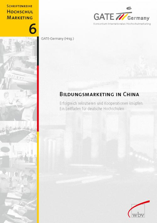 Bildungsmarketing in China cover