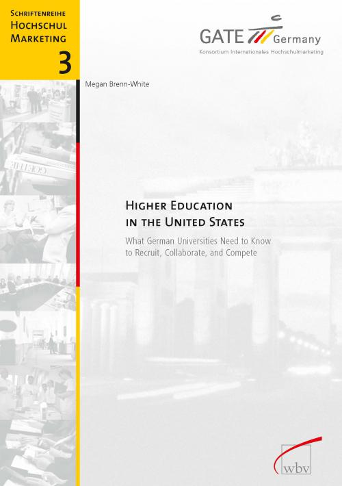Higher Education in the United States cover