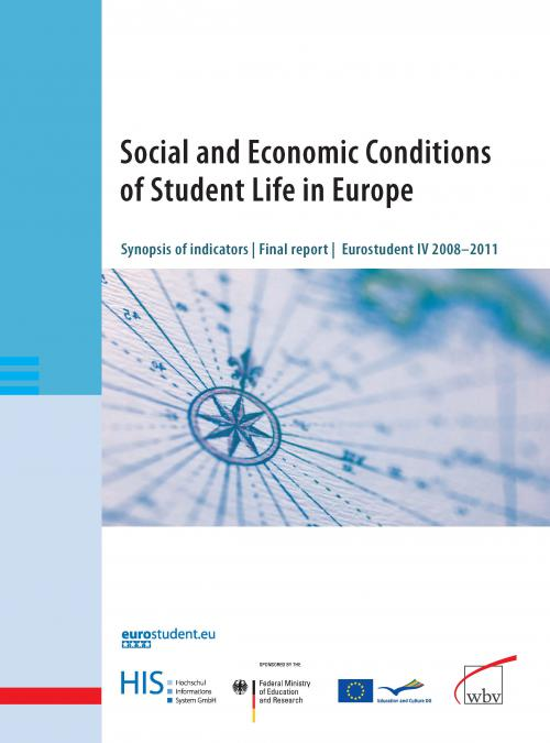 Social and Economic Conditions of Student Life in Europe cover