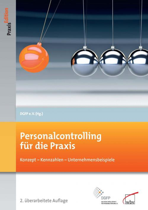 Personalcontrolling für die Praxis cover